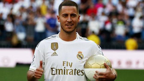 Với Hazard, mùa giải giờ mới bắt đầu