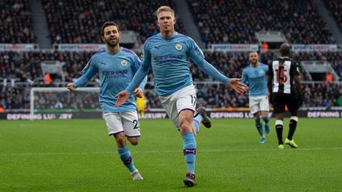 Nếu giúp Man City vô địch Champions League, De Bruyne sẽ vươn mình thành ngôi sao số 1 thế giới