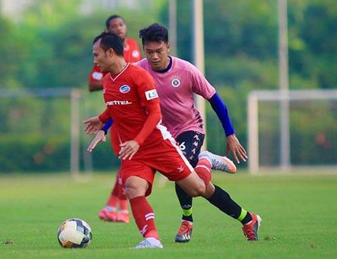 Tính thực dụng nhiều khả năng sẽ tái hiện ở trận đấu giữa Viettel và Hà Nội