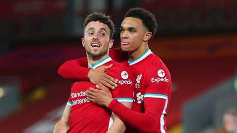 Với Jota & 4-2-3-1, Liverpool đã hoàn thành xong ''The Beatles''
