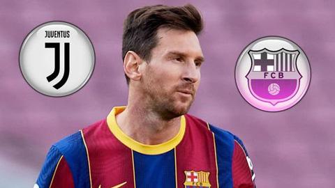Đang sa sút, Messi vẫn khiến Juventus phải sợ hãi