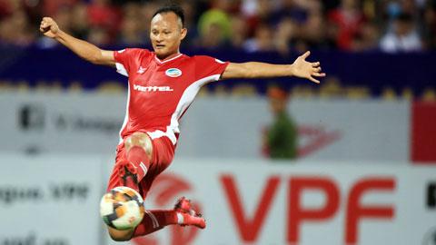 Trọng Hoàng có hoàn tất cú hat-trick vô địch V.League?
