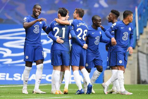 Dù vất vả, nhưng chung cuộc Chelsea vẫn sẽ thắng trên sân của Krasnodar