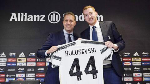 Bắt đầu từ mùa giải 2018/19 bùng nổ ở Parma, Kulusevski thăng tiến chóng mặt và được Juventus mua về với giá 35 triệu euro
