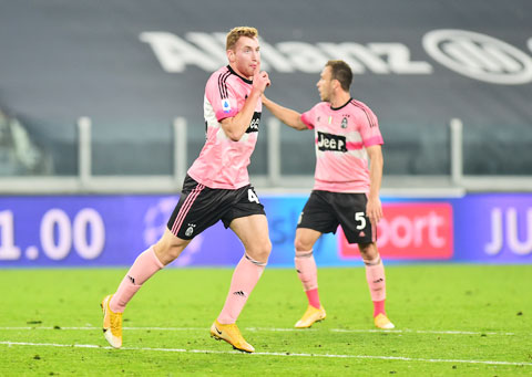 Dejan Kulusevski đã được đặt vào bệ phóng Juventus