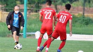 HLV Park Hang Seo triệu tập 33 cầu thủ cho U22 Việt Nam