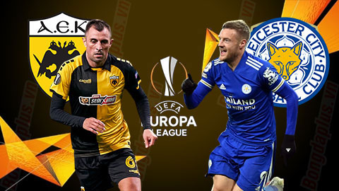 Soi kèo AEK Athens vs Leicester, 0h55 ngày 30/10