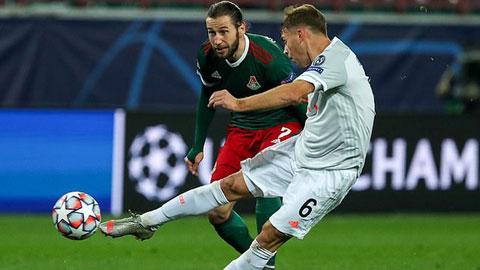 Bayern thêm đáng sợ với những cú đấm từ tuyến hai