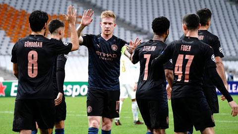 De Bruyne, số 9 ảo và Man City chiến thắng