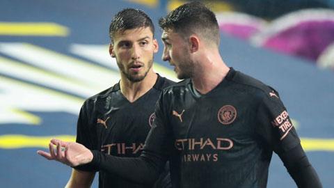Ruben Dias - Aymeric Laporte, tương lai của hàng thủ Man City?