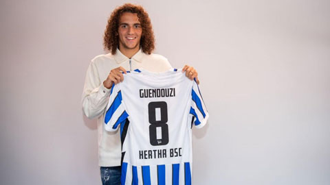 Matteo Guendouzi và khởi đầu mới tại Hertha