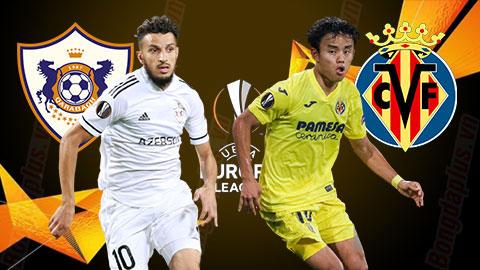 Soi kèo Qarabag vs Villarreal,  0h55 ngày 30/10