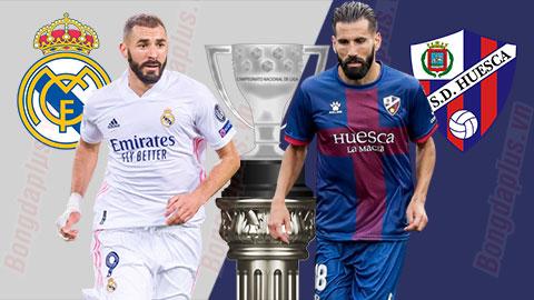 Nhận định bóng đá Real Madrid vs Huesca, 20h00 ngày 31/10: Vận may cho Kền kền