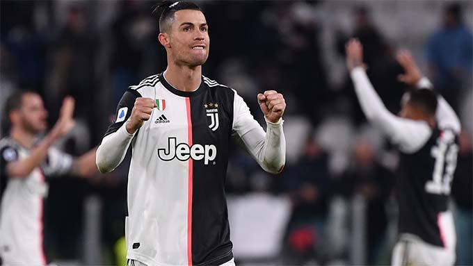 Ronaldo có phong độ rất cao trước khi nhiễm COVID-19