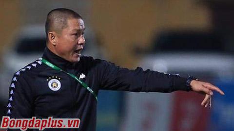 HLV Chu Đình Nghiêm: 'Đừng vội loại Hà Nội khỏi cuộc đua vô địch'