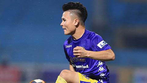 Hà Nội FC tận dụng cơ hội kém nhất nhóm Big 4 của V.League 2020