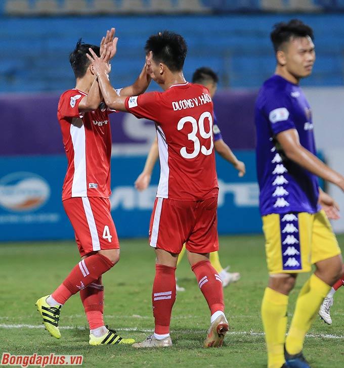 Dẫu sao về chung cuộc, Viettel đã hoàn thành mục tiêu của mình khi có được 1 điểm trước Hà Nội FC