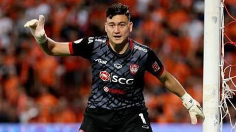 Văn Lâm sắp vào đội hình ngôi sao Thai League đấu đội tuyển Thái Lan