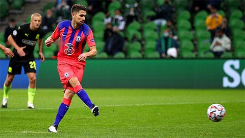 Lampard có thể tước quyền đá penalty của Jorginho, trao cho cái tên bản lĩnh hơn