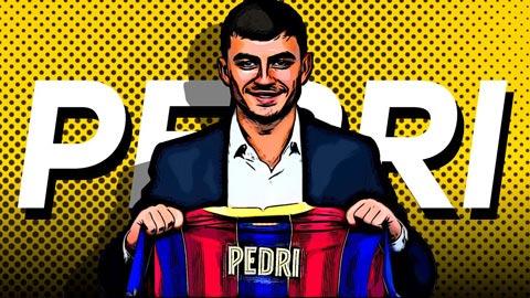 Pedri: 'Iniesta mới' có thể là bản hợp đồng thập kỷ của Barca