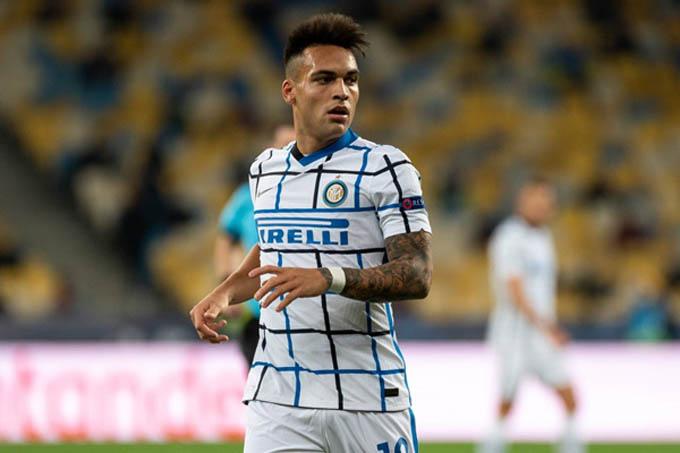 Inter tiến hành gia hạn với Lautaro Martinez