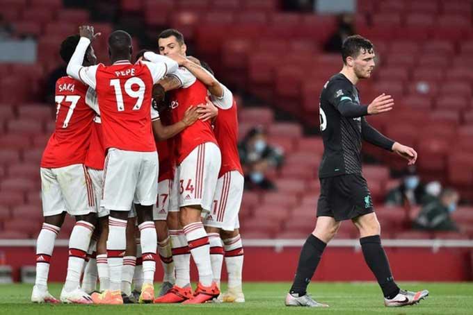 Đã lâu rồi Arsenal không thắng trên sân Big 6