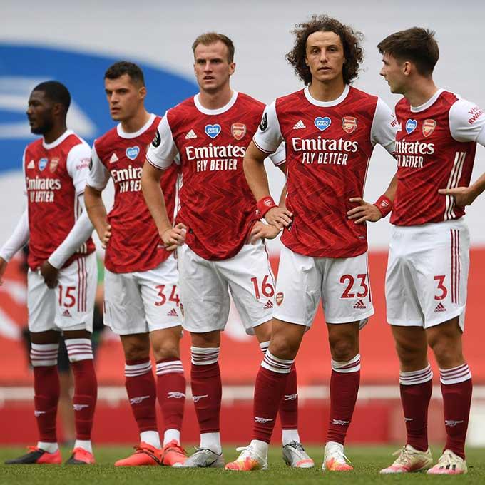 Arteta đã biến những cầu thủ ngờ nghệch của Arsenal thành một hàng thủ chắc chắn