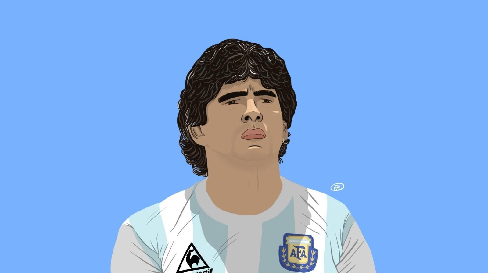 Không ai ở Argentina có thể vĩ đại đến tầm cỡ của Maradona