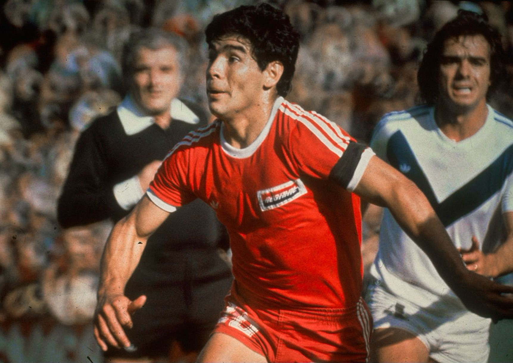 Argentinos Juniors là bệ phóng của sự nghiệp của Maradona