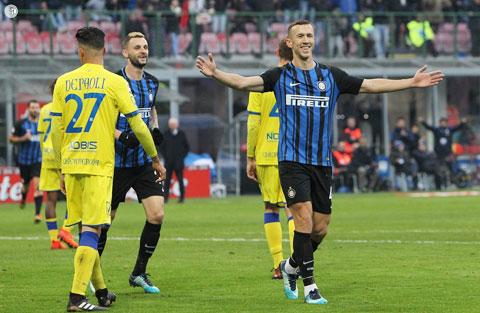 Trân sân nhà, Inter (áo sẫm) sẽ biết cách giữ lại 3 điểm