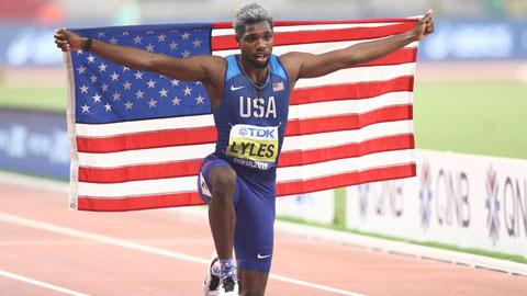 Hướng tới Olympic Tokyo: Ai sẽ thay Coleman thống trị đường chạy 100m?