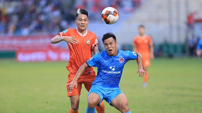 Đó là trận đấu mà Bình Định phải thắng Phố Hiến mới chắc chắn lên hạng