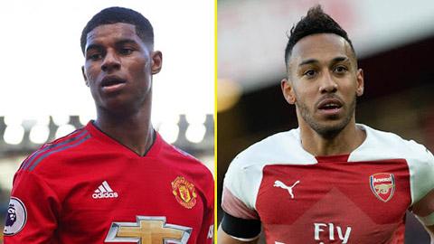 Đội hình kết hợp M.U và Arsenal: 6/11 cái tên thuộc về Quỷ đỏ