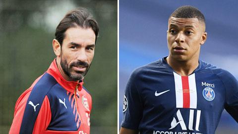 Pires tin rằng Mbappe sẽ gia nhập Real