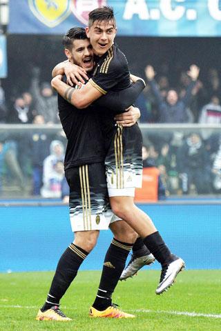 Juve sẽ lấy lại sự tự tin sau cuộc khủng hoảng nhỏ bằng chiến thắng trước Spezia