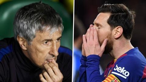 Cựu HLV Barca tiết lộ sốc về quyền lực của Messi
