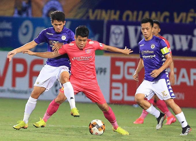 Nhận định bóng đá Hà Nội vs Sài Gòn FC, 19h15 ngày 4/11: Khách tự tin sẽ thắng trận