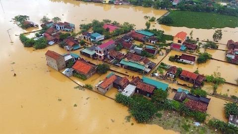 AFF gửi thư chia sẻ với người dân Việt Nam bị ảnh hưởng bởi bão lũ