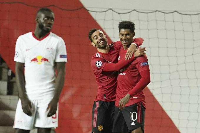 M.U vừa có chiến thắng tưng bừng trước Leipzig tại Champions League hồi giữa tuần...