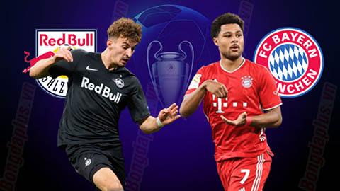 Nhận định bóng đá Salzburg vs Bayern Munich, 03h00 ngày 4/11 - Bongdaplus.vn
