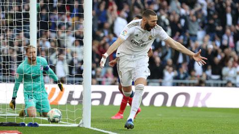 Cái duyên ghi bàn trở lại sẽ giúp Benzema chọc thủng lưới Inter