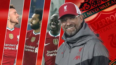 Ai dám bảo lực lượng Liverpool mỏng?