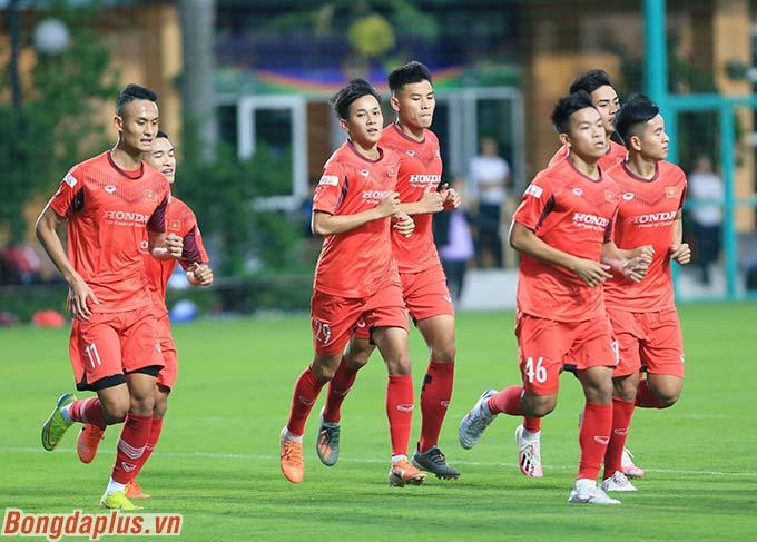 U22 Việt Nam sẽ liên tục tập luyện cho đến ngày 16/11, khi các cầu thủ trở lại tham dự VCK U21 Quốc gia 2020