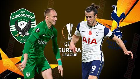 Nhận định bóng đá Ludogorets vs Tottenham, 03h00 ngày 6/11