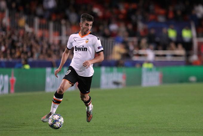 Torres xuất sắc từ khi còn ở học viện trẻ của Valencia