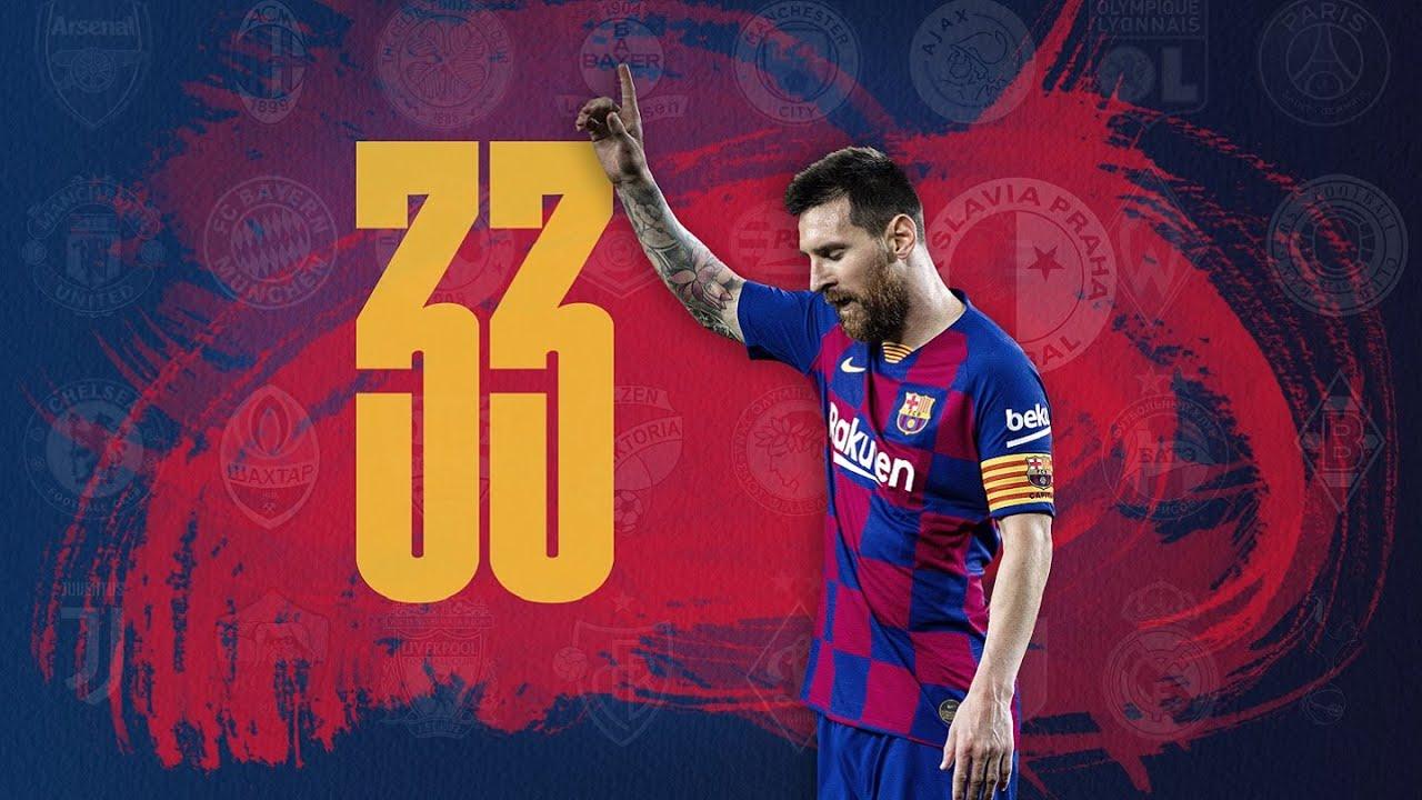 Ở tuổi 33, Messi vẫn là chân ghi bàn chủ lực của Barcelona