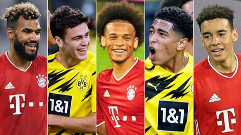 Sane, Choupo-Moting và những tân binh được chờ đợi ở trận Dortmund - Bayern