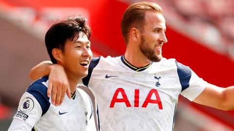 Tottenham áp đảo danh sách đề cử HLV & cầu thủ hay nhất tháng 10