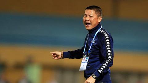 HLV Chu Đình Nghiêm bị cấm chỉ đạo trận tranh vô địch V.League của Hà Nội FC
