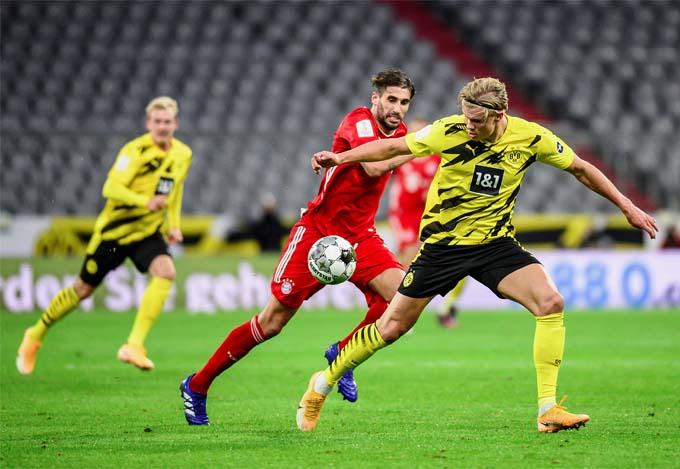 Cả Dortmund và Bayern đều đang có phong độ tốt thời điểm hiện tại